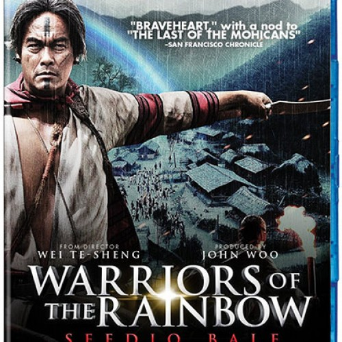 NR Contest: Warriors of the Rainbow Blu-ray giveaway