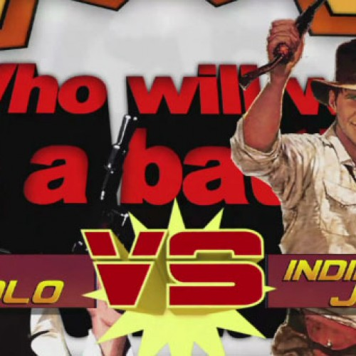 Stan Lee and Jace Hall's FanWars: Han Solo vs. Indiana Jones
