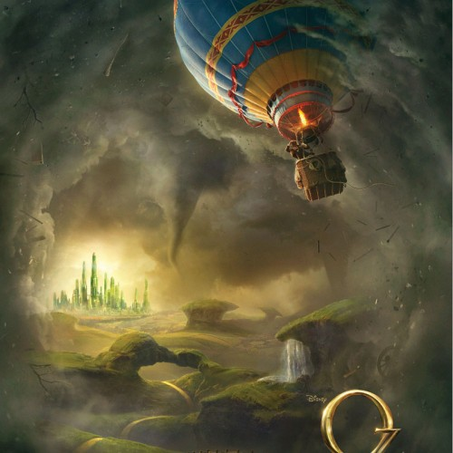 SDCC: Oz The Great and Powerful trailer