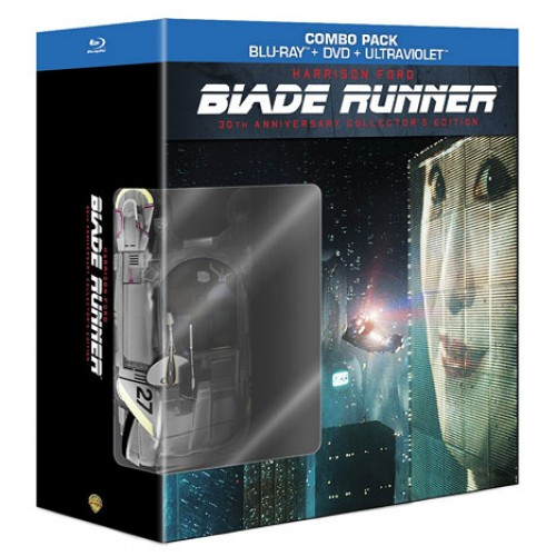 Warner Bros. to release Blade Runner 30th Anniversary Collector's Edition this fall