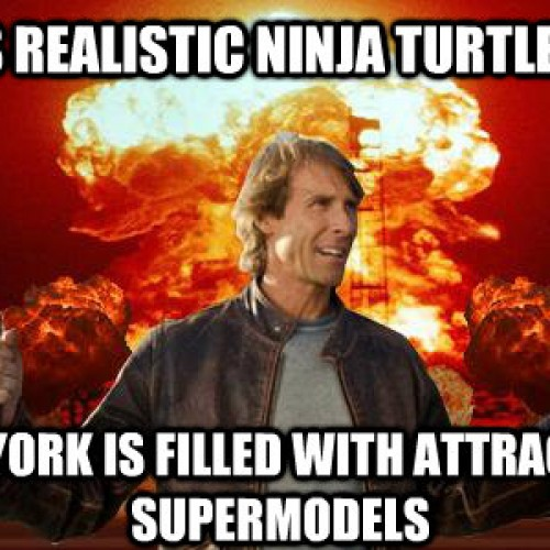 Michael Bay confirms leaked Ninja Turtles script is legit