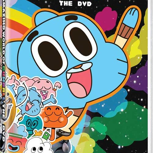The Amazing World of Gumball The DVD Review