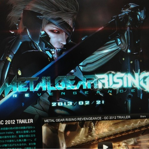 Release dates announced for Metal Gear Rising: Revengeance