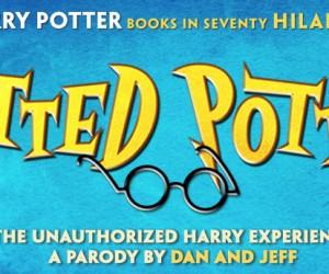 Potted Potter - Harry Potter parody