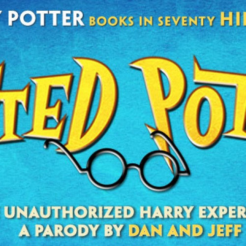 Interview with Dan and Jeff of Potted Potter, a Harry Potter parody show