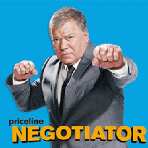 The Priceline Negotiator has returned!