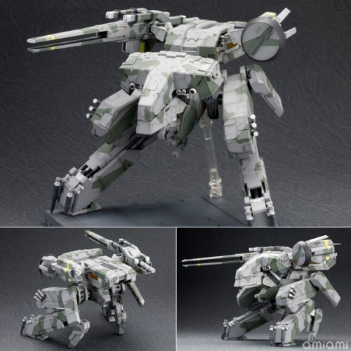 Kotobukiya's version of Metal Gear REX