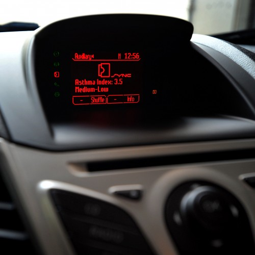 Allergy Alert app now compatible with Ford SYNC AppLink