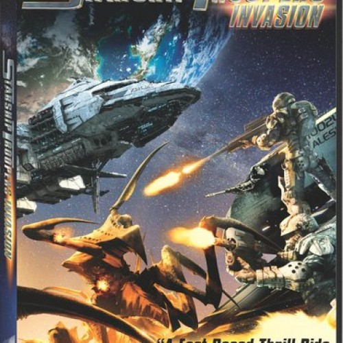 Winners announced for Starship Troopers: Invasion Blu-ray/DVD contest