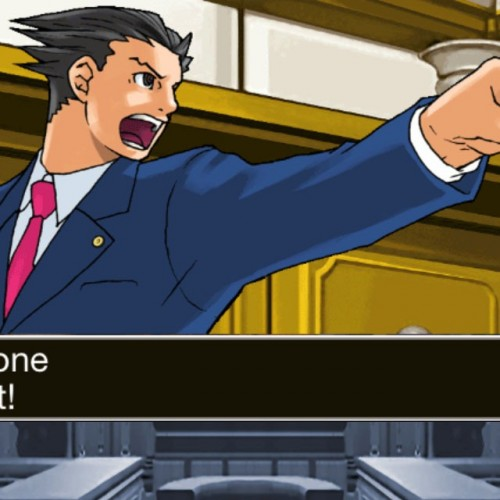 Phoenix Wright: Ace Attorney Trilogy HD announced for iOS
