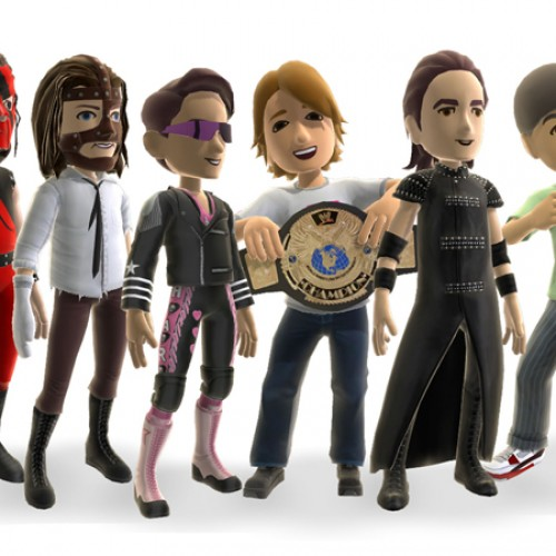 "Add some ""Attitude"" to your Xbox 360 avatar with WWE 13"