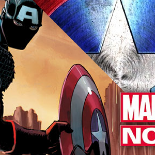 Marvel then… Marvel NOW! #1: A guide to Captain America