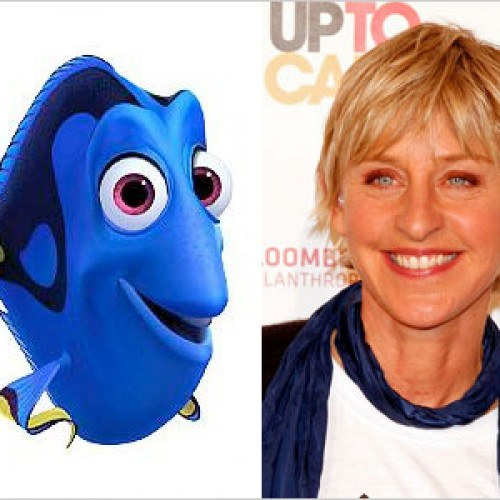 Ellen DeGeneres returning as Dory for Finding Nemo 2 and Partysaurus Rex short before Finding Nemo 3D