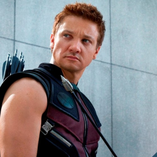 Jeremy Renner is not happy with Hawkeye's portayal in The Avengers