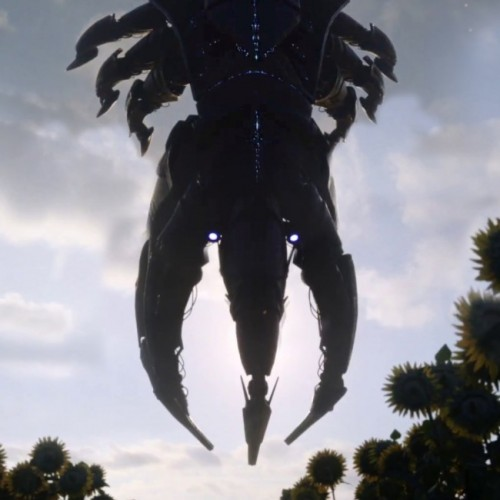 Origin of the reapers revealed in Leviathan Mass Effect 3 DLC