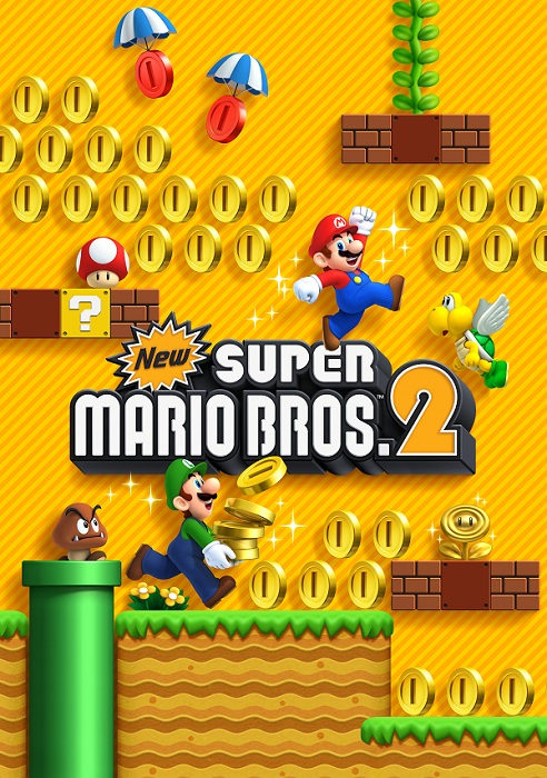 new super mario bros 2 review 3ds nerd reactor. Black Bedroom Furniture Sets. Home Design Ideas