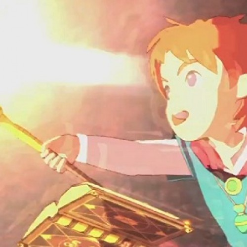 Ni No Kuni brings a trailer to Gamescom, in English