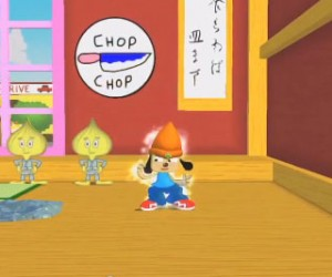 playstation all stars parappa the rapper