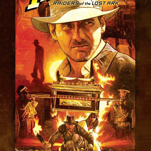 Indiana Jones coming to IMAX as well as AMC holding an all-day Indy marathon