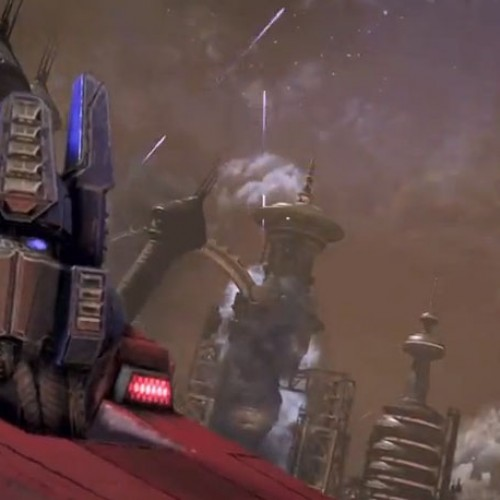 Transformers: Fall of Cybertron out now
