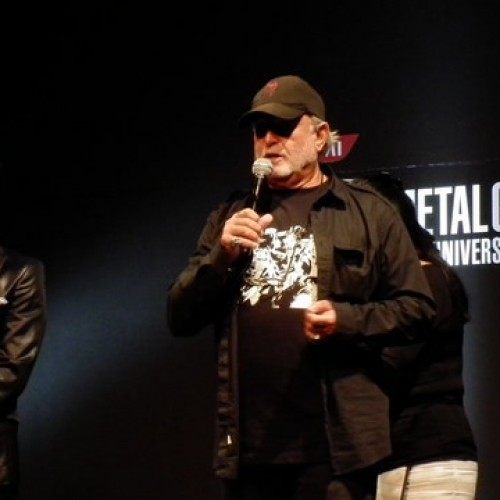 Metal Gear movie announced at the Metal Gear 25th Anniversary event