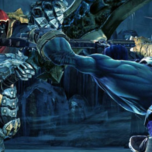 Nordic Games acquires Darksiders and Red Faction