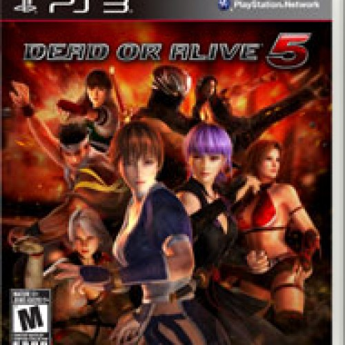 Review: Dead or Alive 5