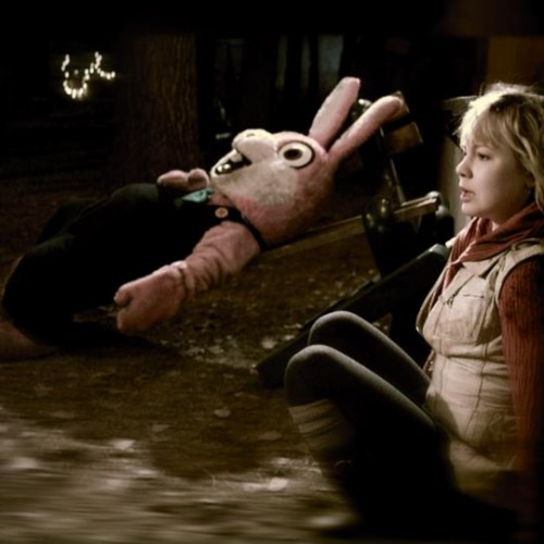 New Silent Hill: Revelation images including Pyramid Head