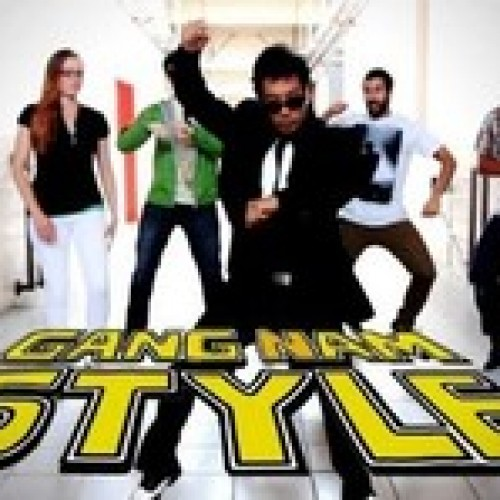 Mythbusters' Grant Imahara does it Gangnam Style