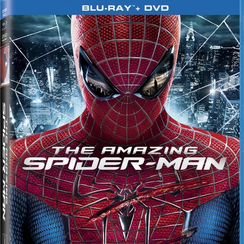 The Amazing Spider-Man set to release on November 9th on Blu-ray and DVD