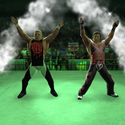 The Kliq is back: D-Generation X joins WWE 13