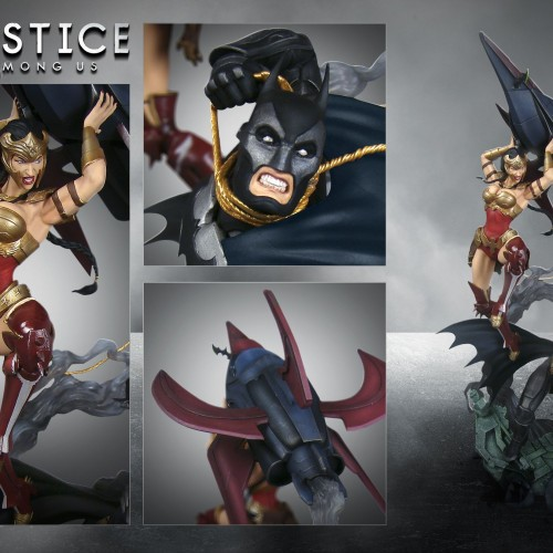 Injustice: Gods Among Us Collector's Edition revealed