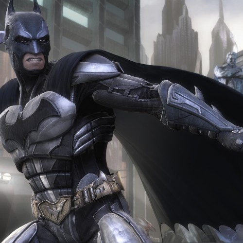 Get a taste of Injustice: Gods Among Us before the game comes out