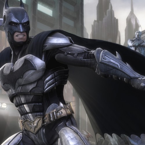 Latest Injustice trailer has lots of face punching
