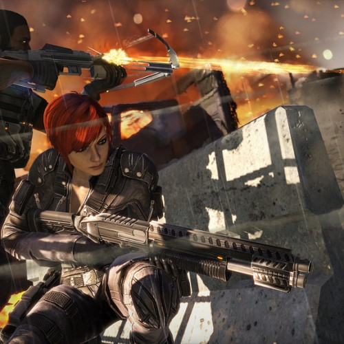 New IP, Fuse, from Resistance & Ratchet and Clank developer, Insomniac Games