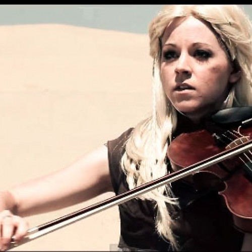 Zelda violinist Lindsey Stirling does Game of Thrones