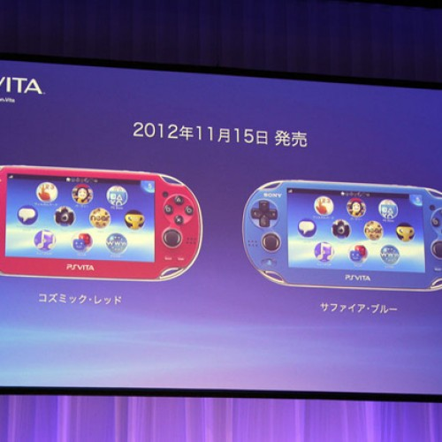 Playstation Plus coming to the PS Vita plus 2 new colors(Update)