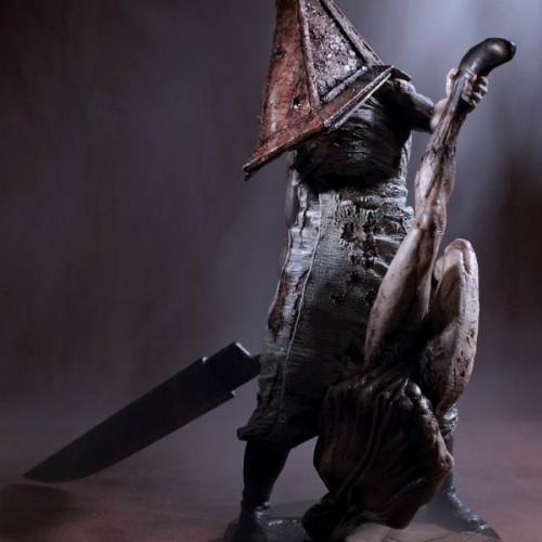 Pyramid Head figurine? Shut up and take my money!