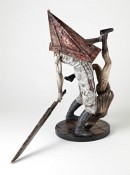 Silent Hill Pyramid Head figurine - 01