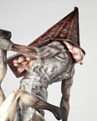 Silent Hill Pyramid Head figurine - 04