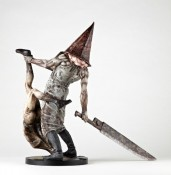 Silent Hill Pyramid Head figurine - 07