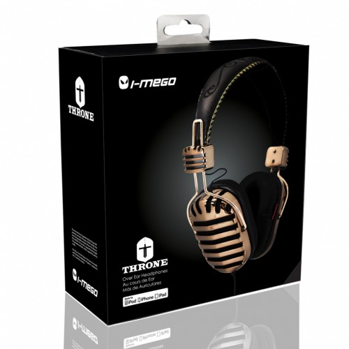 I-MEGO Throne Headphones Review