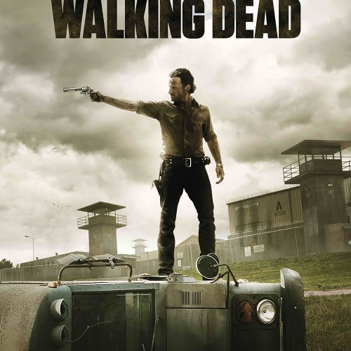 Get ready for The Walking Dead Season 3 with a new poster