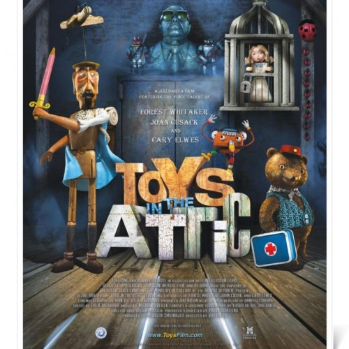 Movie Review: Toys in the Attic come to life