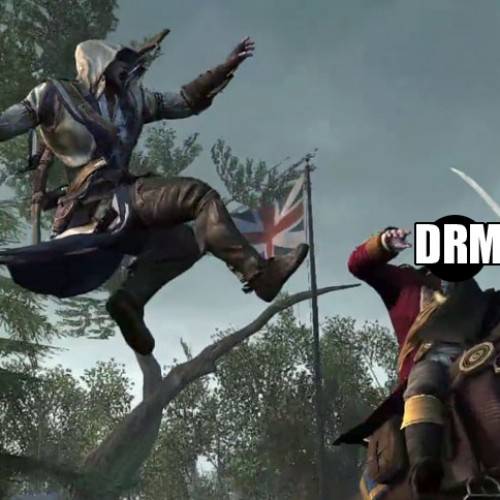 Ubisoft giving always-on DRM the axe