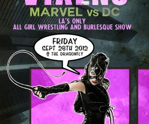 comic book vixens marvel vs dc
