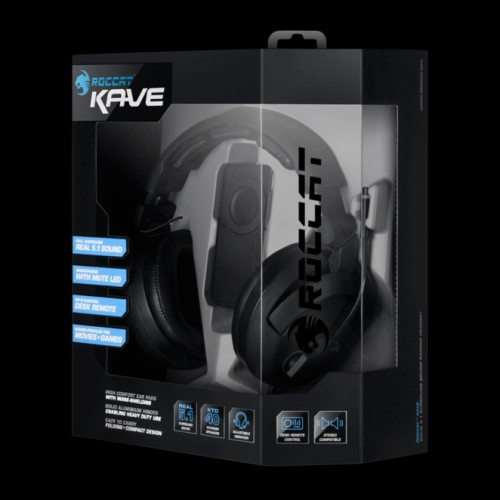 Review: Roccat brings the boom with Roccat Kave 5.1
