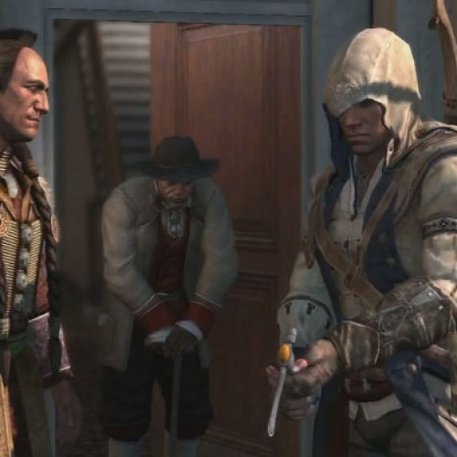 Oh look! See other Native Americans in Assassin's Creed III