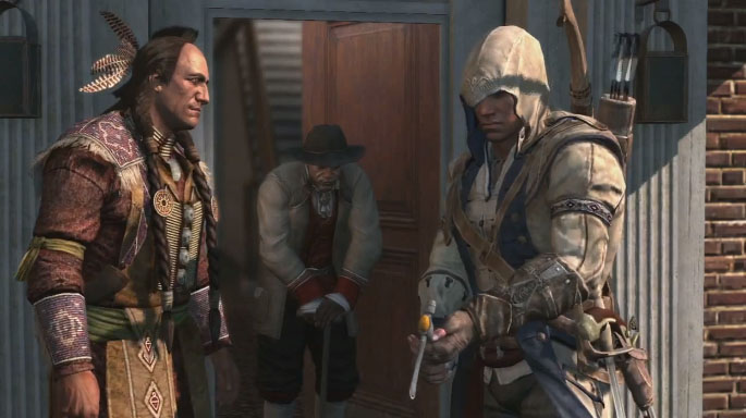 Consider, what assassin s creed 3 native american are mistaken