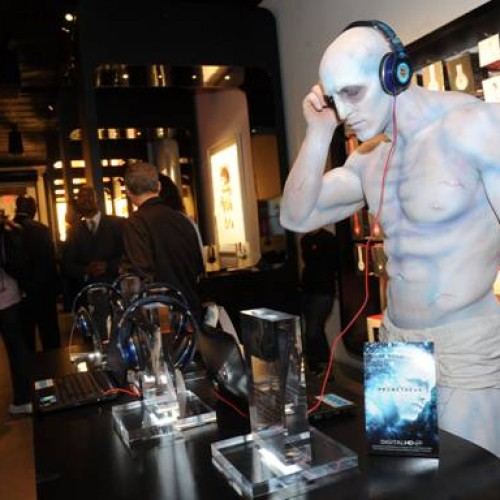 Keep a Prometheus Engineer occupied with Beats by Dr. Dre